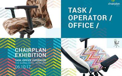 Chairplan exhibition 2017