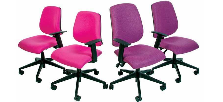 Folly office chair. Operator and task seating