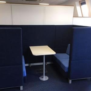 Bespoke meeting booths