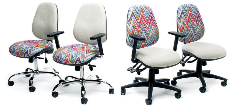 Petite Plus operator chair