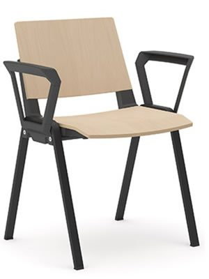 Kentra chairs. Meeting rooms, & Conference seating
