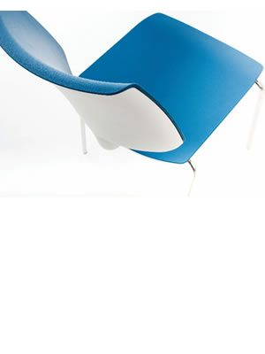 Loola. Colorful & funky chairs for meeting rooms and conferences