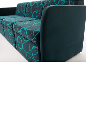 MSC soft seating. Sofa Settee Chair