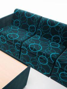 MSC soft seating: sofa settee chairs