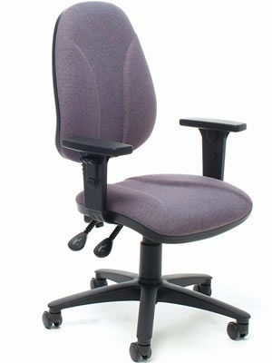 Napoli office chairs. Operator and task seating