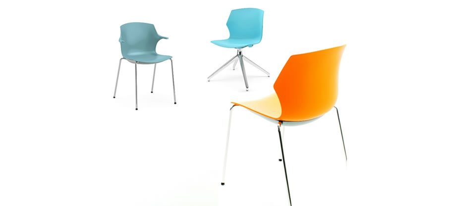 Pop and Soda brings together form and function, being ideal for meeting rooms, conference areas and educational environments
