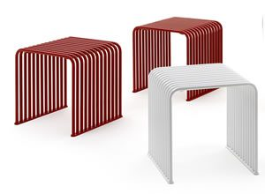 Urban is both modern and versatile in appearance and is suitable for indoor and outdoor use