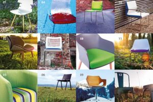 Chairplan: Out of the ordinary. Introductory brochure