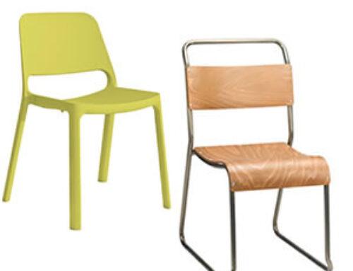 2 new chair ranges added… Vintage & Nuke