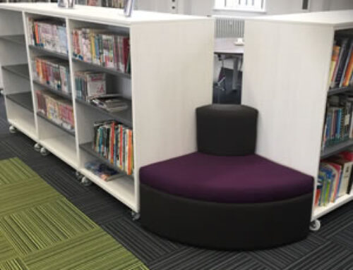 Bespoke corner soft seating