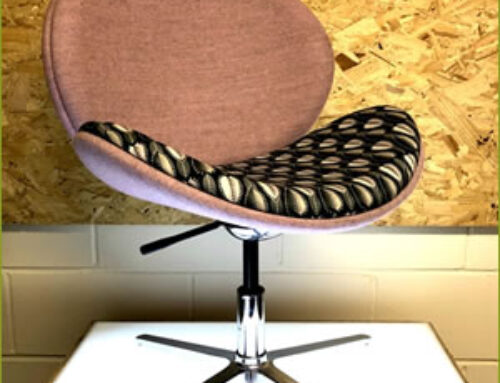 A must for breakout areas… Pringle