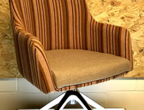 Modern take on the tub chair… Lily & Lyle