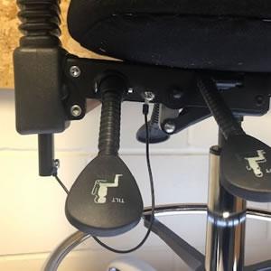 Anti static chairs
