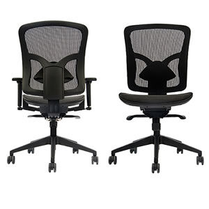 Alpha. Office chairs