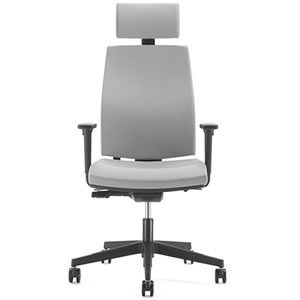 Nero #01 Office Chair. Operator Chair