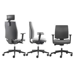 Nero. Office chairs