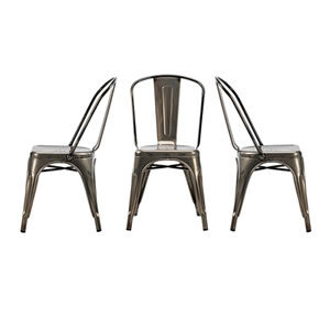 Paris chairs. Industrial and Leisure seating