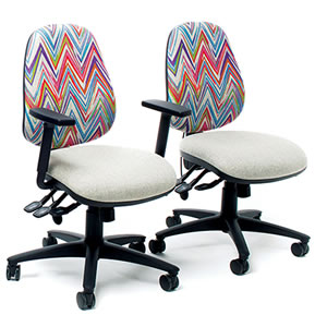Office chairs and seating: Alpha range