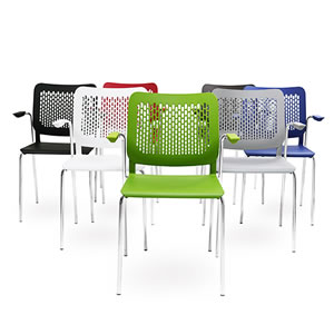 Office chairs and seating: Mee range