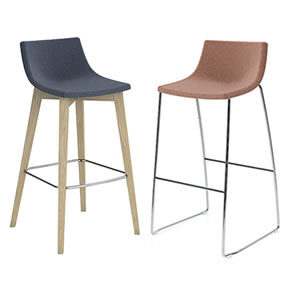 Miss chairs. Industrial and Leisure seating