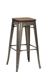 French-Bistro-Highstool-with-Wooden-Seat-Panel