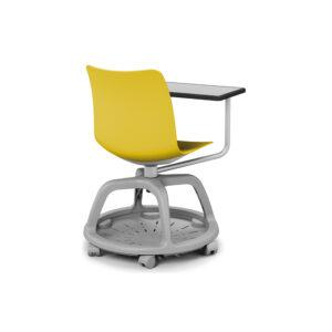 Scholar 02 Lemon Yellow