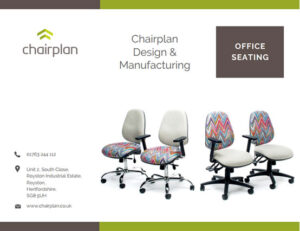 Chairplan office seating brochure PDF download