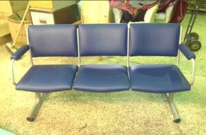 Refurbished seating