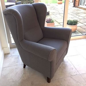 Reupholstered, Recovered and Refurbishment Service
