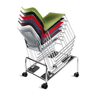 Trolley for Malika Range of chairs